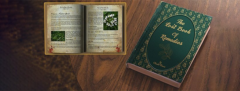 1 - The Lost Book Of Remedies